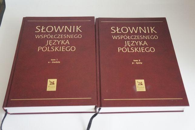 Słownik Współczesnego Języka Polskiego-2 tomy