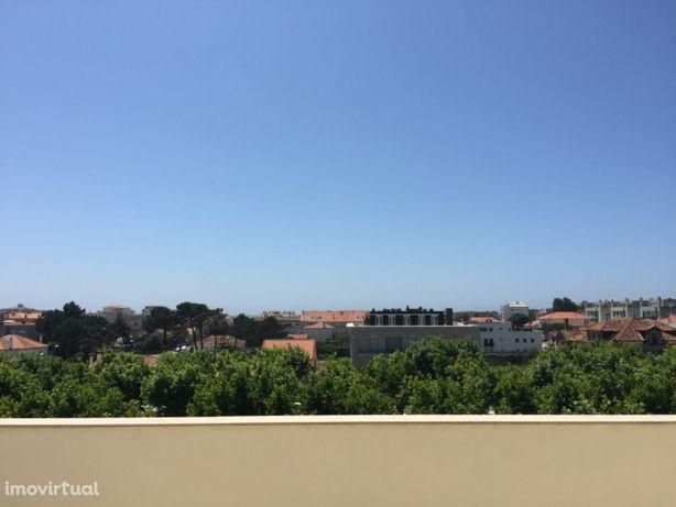 Apartamento de férias no centro de Vila do Conde, com terraço privado
