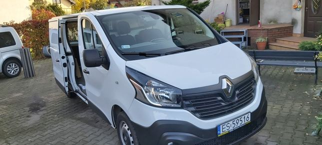 Renault Trafic 1.6 DCI 120 KM L2H1