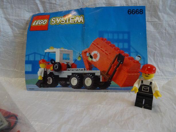 Lego 6668 Śmieciarka