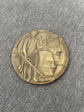 Medalha bronze - Franciso Sa Carneiro