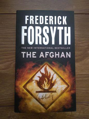 """Frederick Forsyth """"the Afghan"""" anglojęzyczna"""