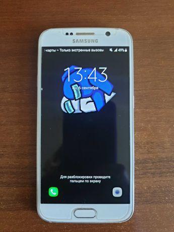 Продам смартфон SAMSUNG S6 DUOS