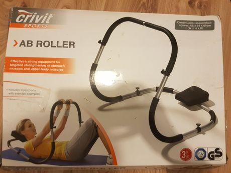 AB Roller- przyrząd do robienia brzuszków