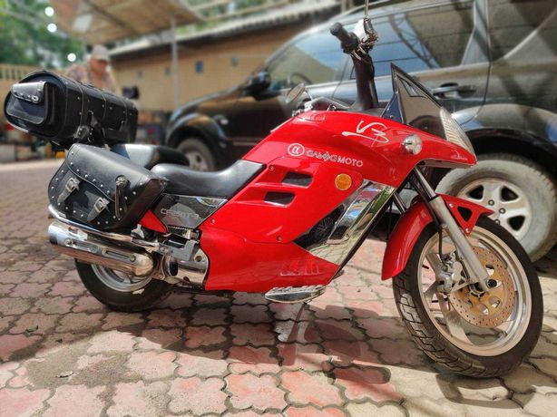продам мотоцикл Alfamoto V3 CF250T-3 2009