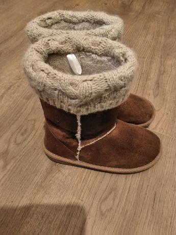 Ciepłe Buty zimowe Emu