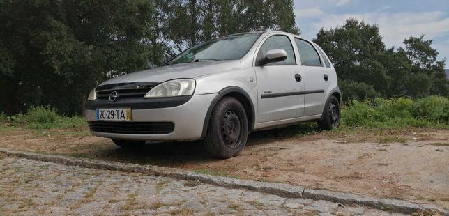 Opel corsa C, 2002