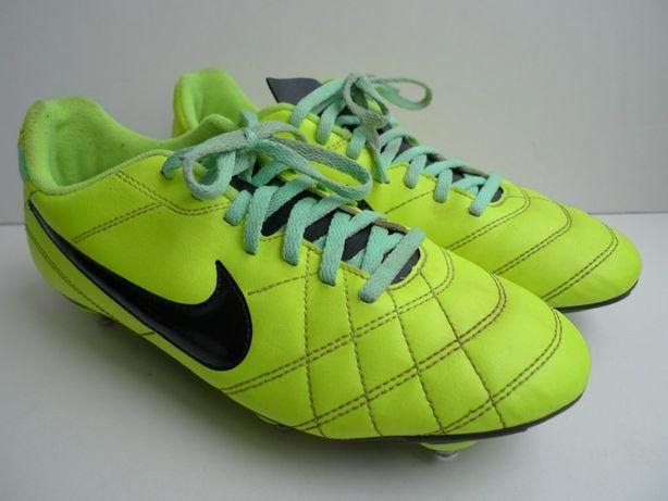 Бутсы Nike Tiempo р.38,5 стелька 24,5 см. Вьетнам.