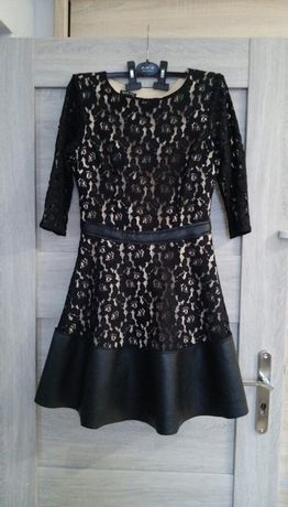 Sukienka koronkowa roz S/M.