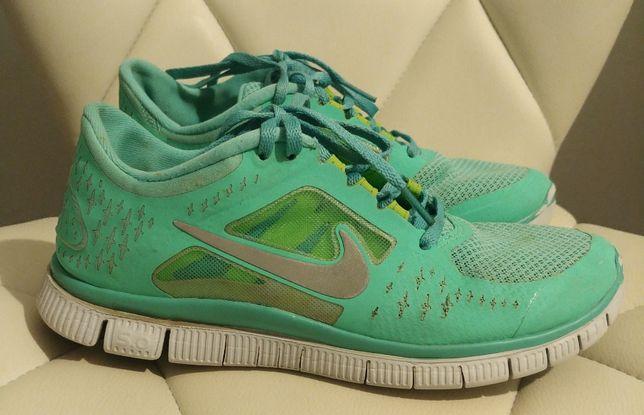 Nike free run 5.0 adidasy do biegania