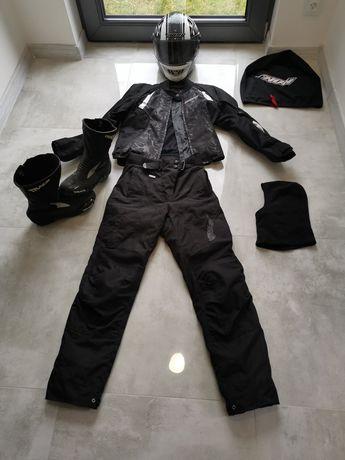 Ubrania na motocykl
