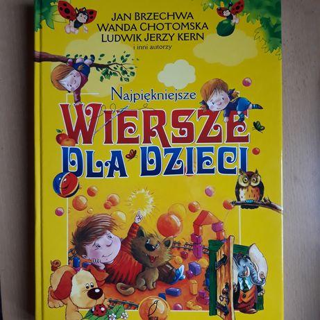 Zbiór wierszy dla dzieci