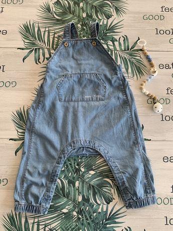 Spodnie ogrodniczki H&M