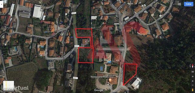 Terrenos para construção com 3.293 m2 em Santa Eulália, Vizela