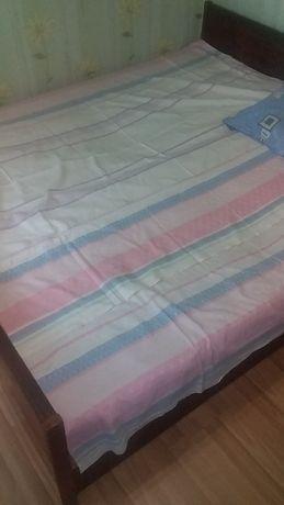 Полуторная кровать 2 половинки