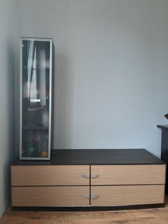 Szafka , szafka wisząca i biurko