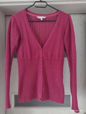 Sweterek ażurowy M