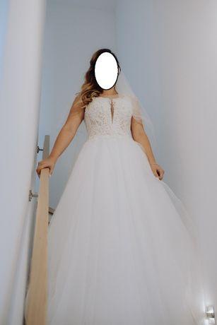 Suknia Ślubna, ślub - welon gratis