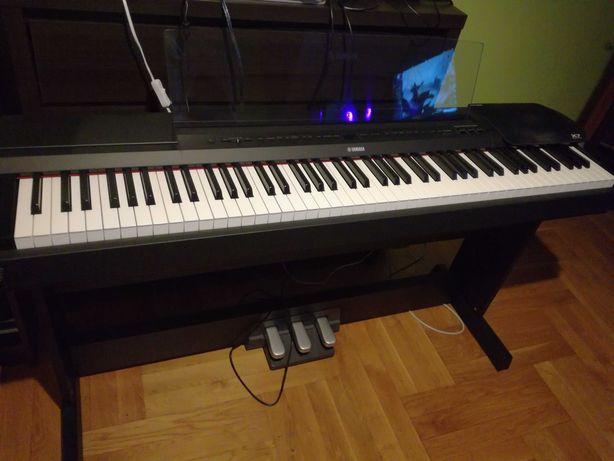 Pianino P-255 + statyw + kabel midi USB do komputera/laptopa