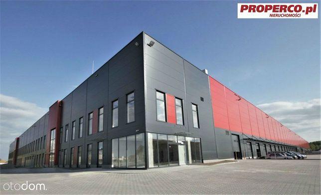 Hale 30 000 m2 - Chęciny k. Kielc, droga S7