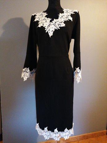 Sukienka Bodyflirt boutique  r. L czarna