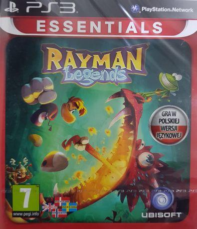 Rayman Legends PL PS3 PlayStation 3 Nowa Kraków