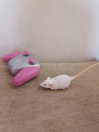 2в1 Машинка мышь крыса мышка на пульте радиоуправлении р/у дисней