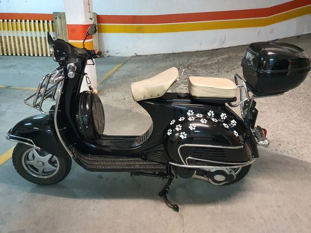 Scooter 125 BOLERO lindissima