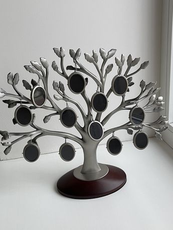 Фоторамка «Родовое дерево» для фотографий