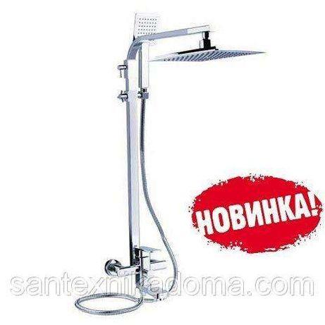 Душевая система Zegor Leb16-A123 дизайн латунь качество Киев Доставка