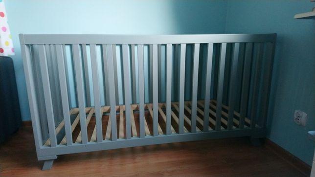 Łóżeczko dziecięce 140x70