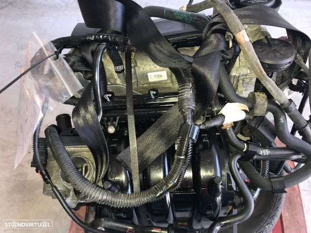 Motor VOLKSWAGEN FOX 1.2 6V 55cv, Ref: BMD