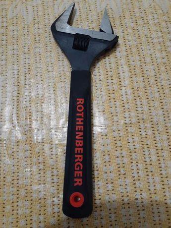 Розводной  ключ Rothenberger 50 мм рзмір