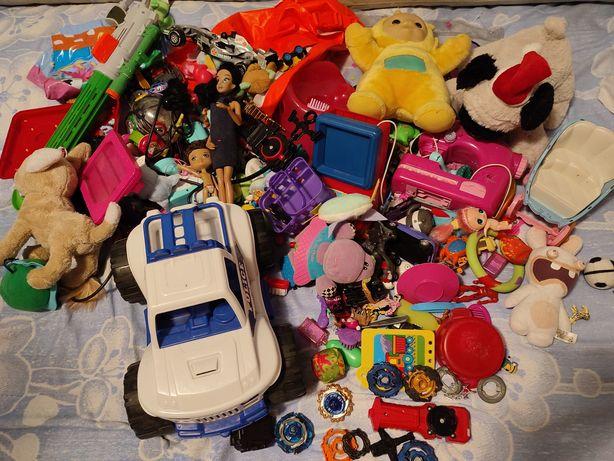 Отдам игрушки для малышей