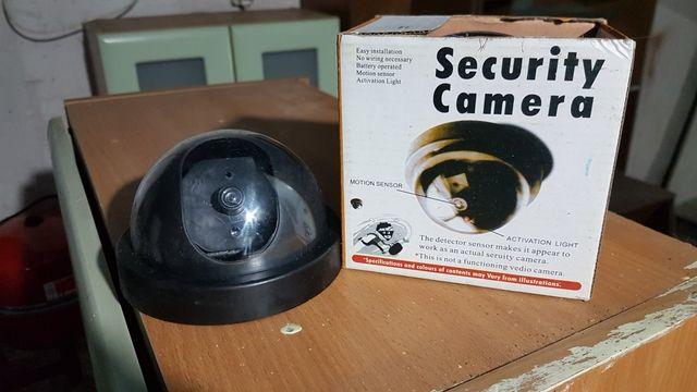Atrapa kamery monitoringu 7 sztuk