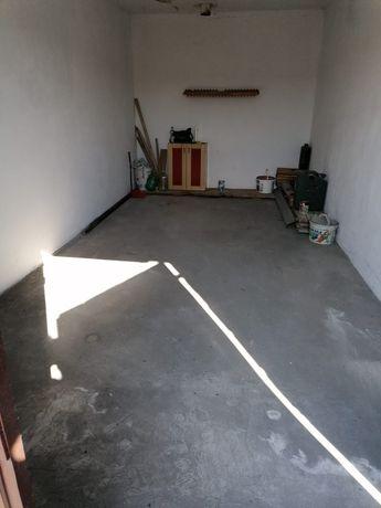 Garaż murowany w Ełku