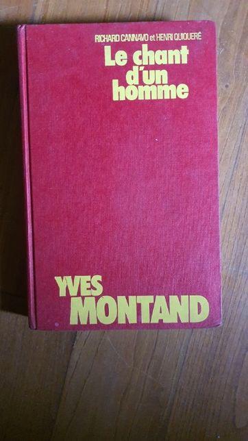 Livro Yves Montand