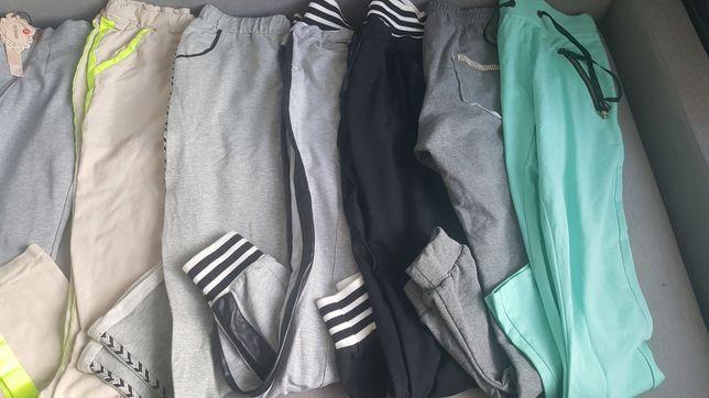Nowe spodnie dresowe rozne rozmiary