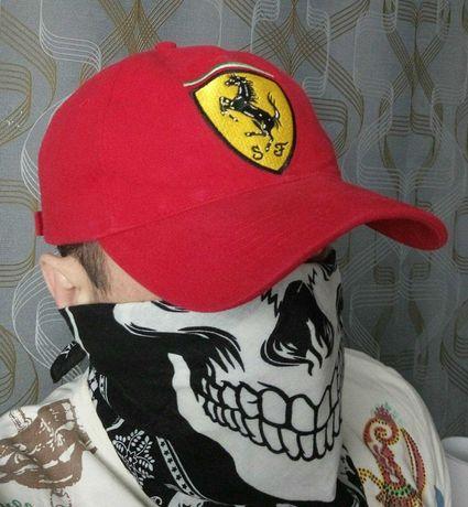 Кепка, бейсболка Ferrari, оригинал