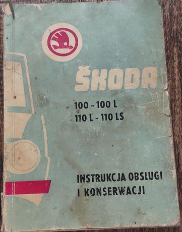 Skoda instrukcja obsługi