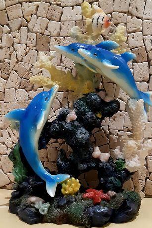 Статуетка дельфіни