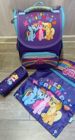 Рюкзак, сумка для сменки, пенал Kite