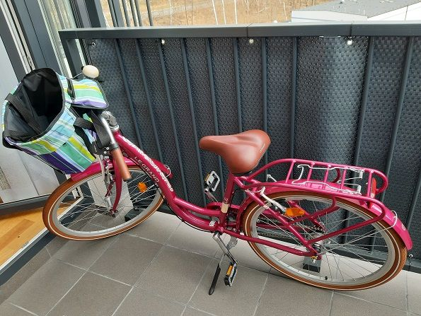 Rower miejski LE GRAND damski