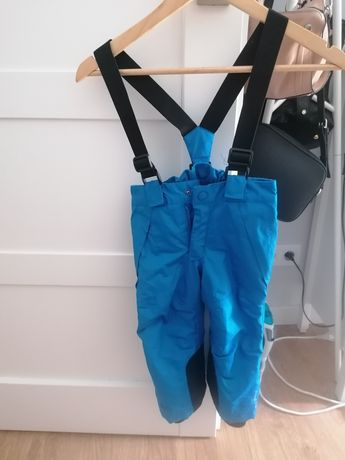 Spodnie narciarskie lupilu z lidla