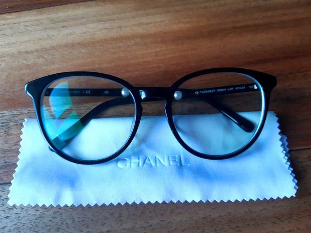 Okulary chanel czarne