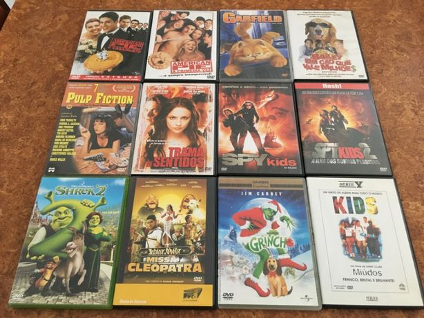 12 DVD - L066