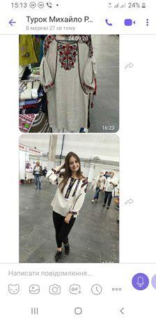 Вишита блуза, сорочка ручна робота