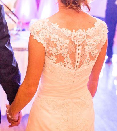 Suknia ślubna rozmiar 34, XS