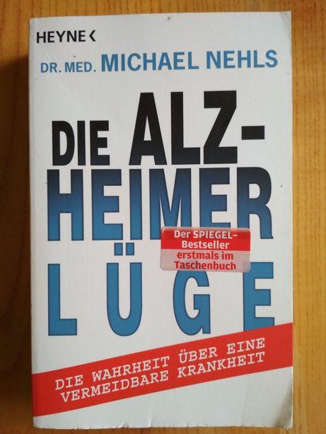 "Майкл Нельс ""Брехня Альцгеймера"", Книга німецькою"