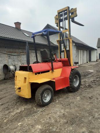 Wózek widłowy Terenowy GWP T200